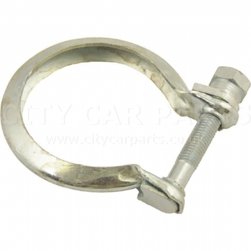 Citroen C1 Petrol 1.2 Models 2014 to 2020 Front Down Pipe Mid Section Exhaust Fitting Clamp